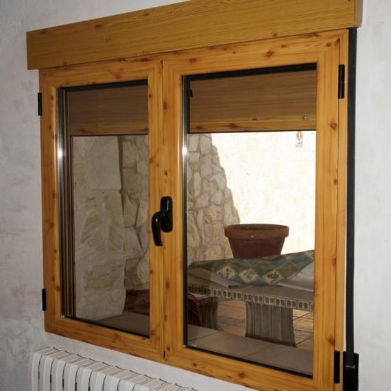 Mallorquinas persianas y mosquiteras aluminer for Precio ventana pvc con persiana