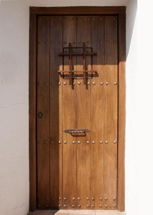 Puertas pvc exterior precios free fabulous gallery of - Puerta madera precio ...
